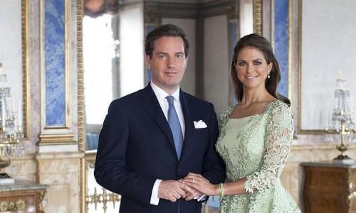 A dos semanas de su enlace, la Casa Real ha publicado los retratos oficiales de los novios