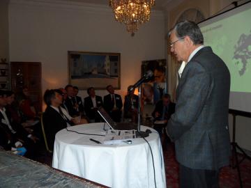 """El evento """"Sustainability by Sweden"""" tuvo lugar en la Residencia de Suecia el jueves 30 de mayo"""