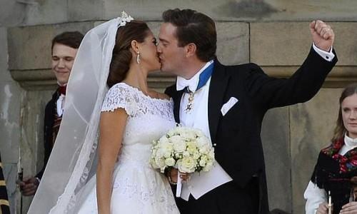Magdalena de Suecia y Chris O'Neill: Así te hemos contado en enlace real