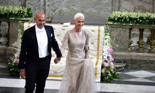 Desfile de elegancia en la boda de Magdalena de Suecia