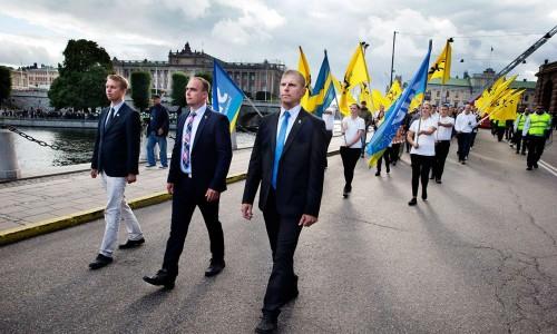 Aumentan Las Actividades Nazis en Suecia