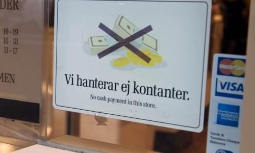 En Suecia Juntan Firmas Para Que Los Billetes No Desaparezcan
