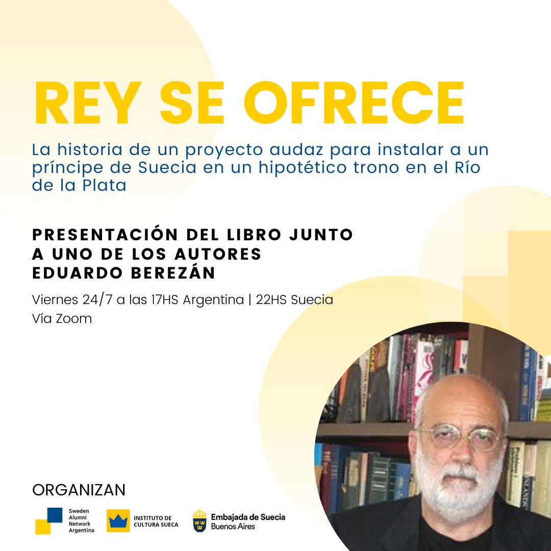 Un oficial sueco en la Argentina